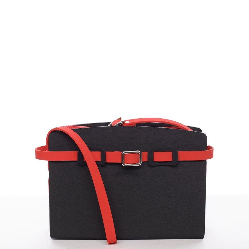 Smyslná dámská italská kabelka Eriberto IOAMO