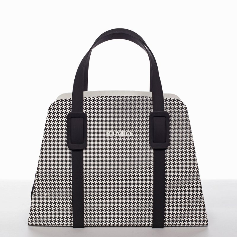 Nadčasová italská dámská kabelka Beniamino  IOAMO