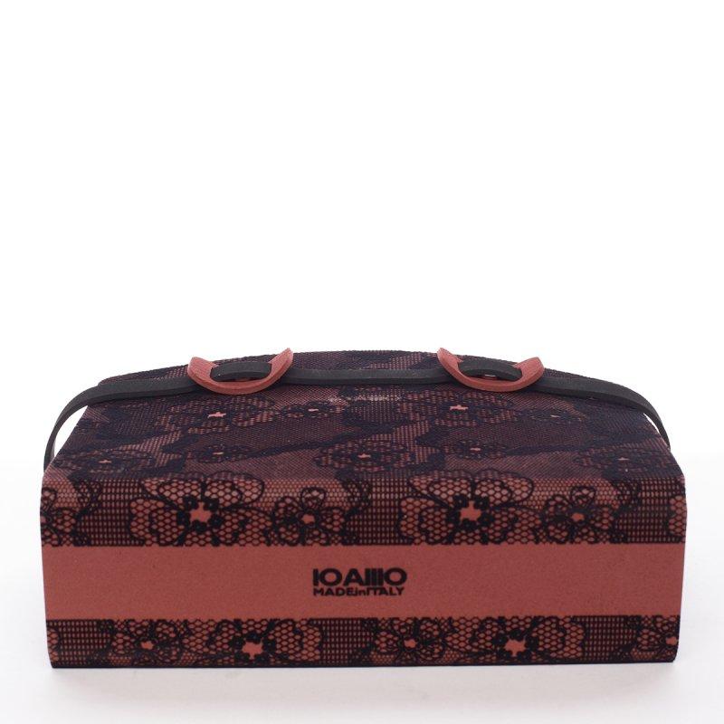 Fascinující dámská italská kabelka Riccardo IOAMO