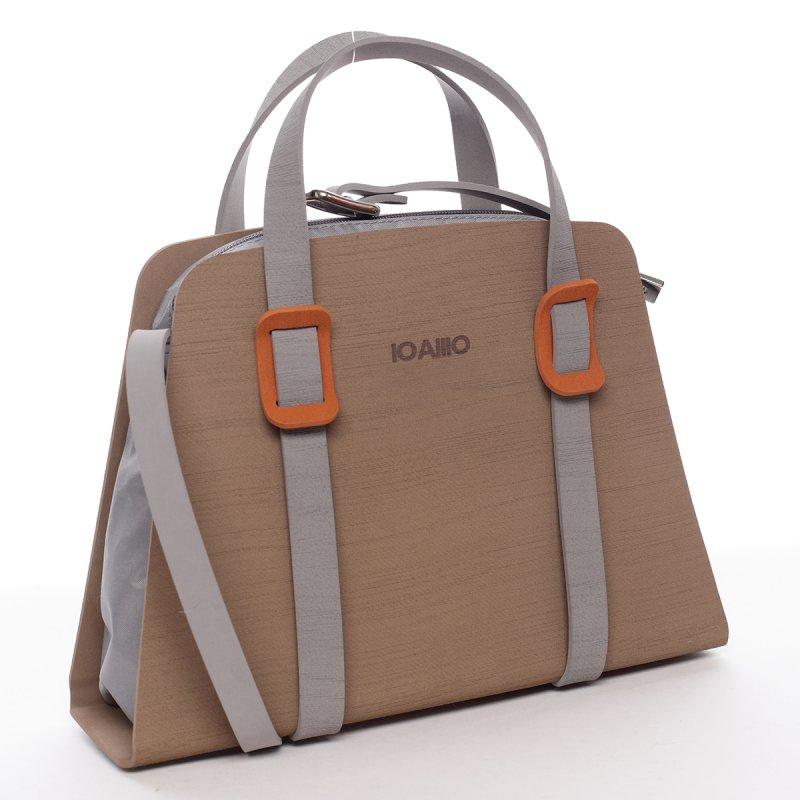 Poutavá dámská italská kabelka Aniceto IOAMO