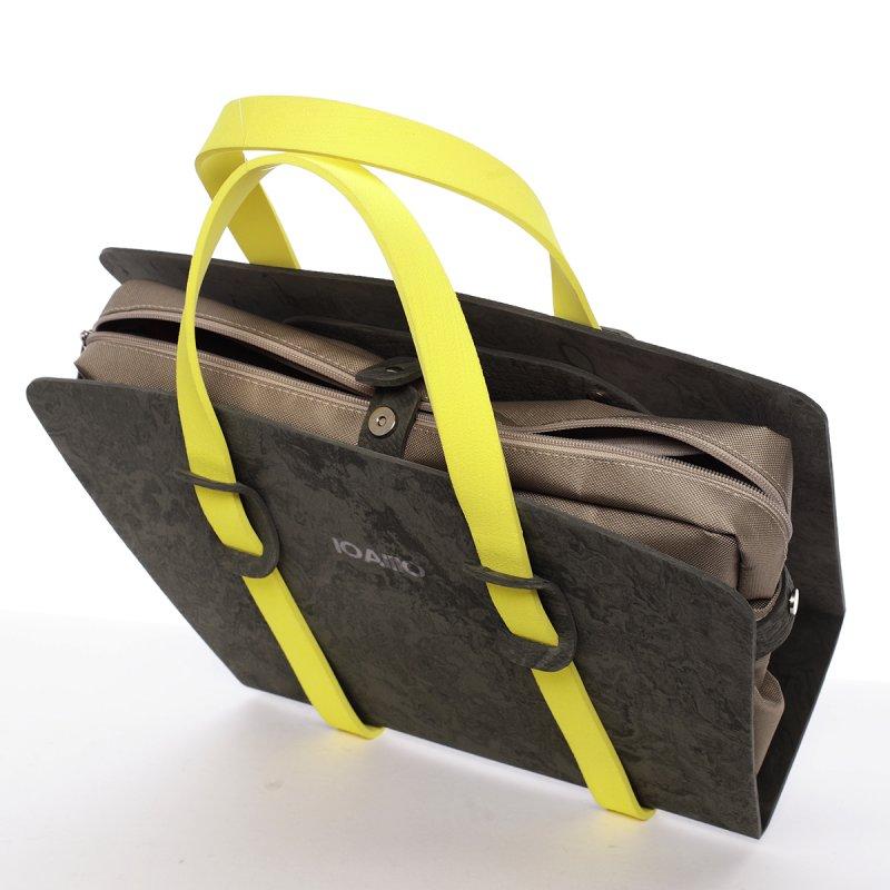 Nespoutaná dámská italská kabelka Marco IOAMO
