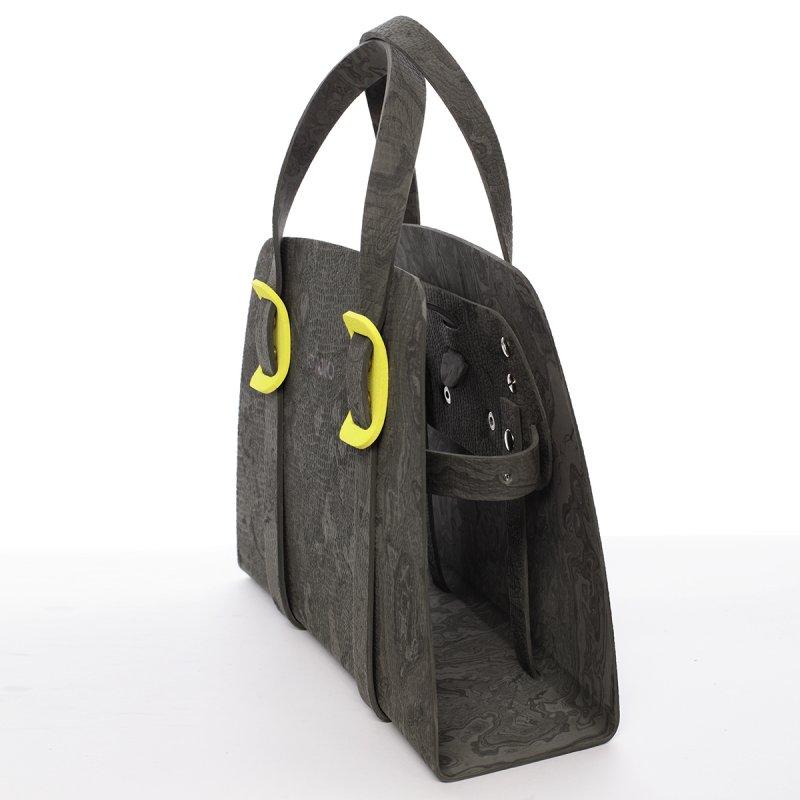 Nadčasová italská dámská kabelka Marcellino  IOAMO