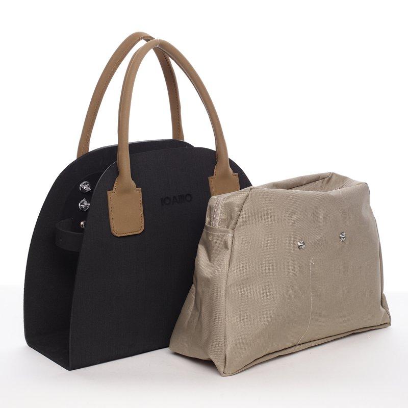 Poutavá dámská italská kabelka Pio IOAMO