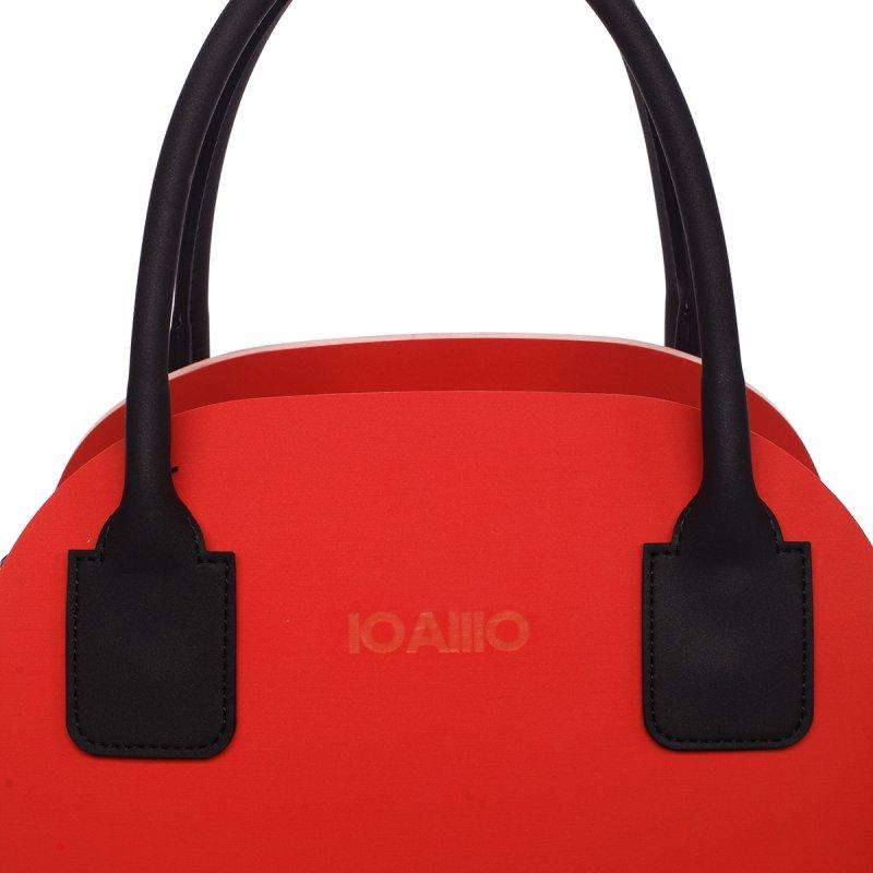 Impulsivní dámská italská kabelka Sigismondo IOAMO