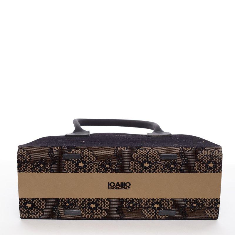 Luxusní italská dámská kabelka Atanasio IOAMO