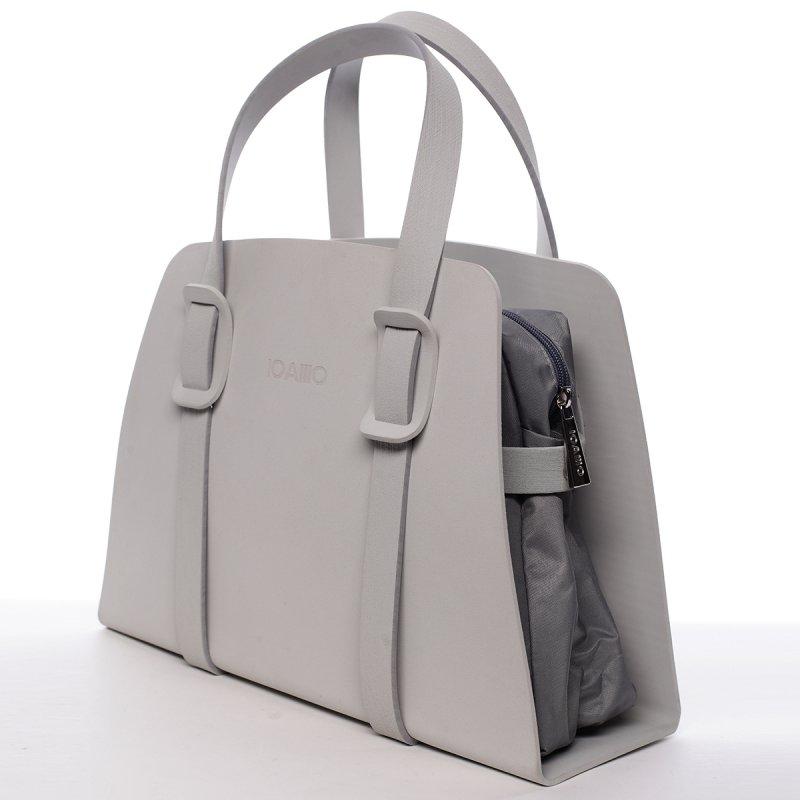 Trendová dámská italská kabelka Gottardo IOAMO
