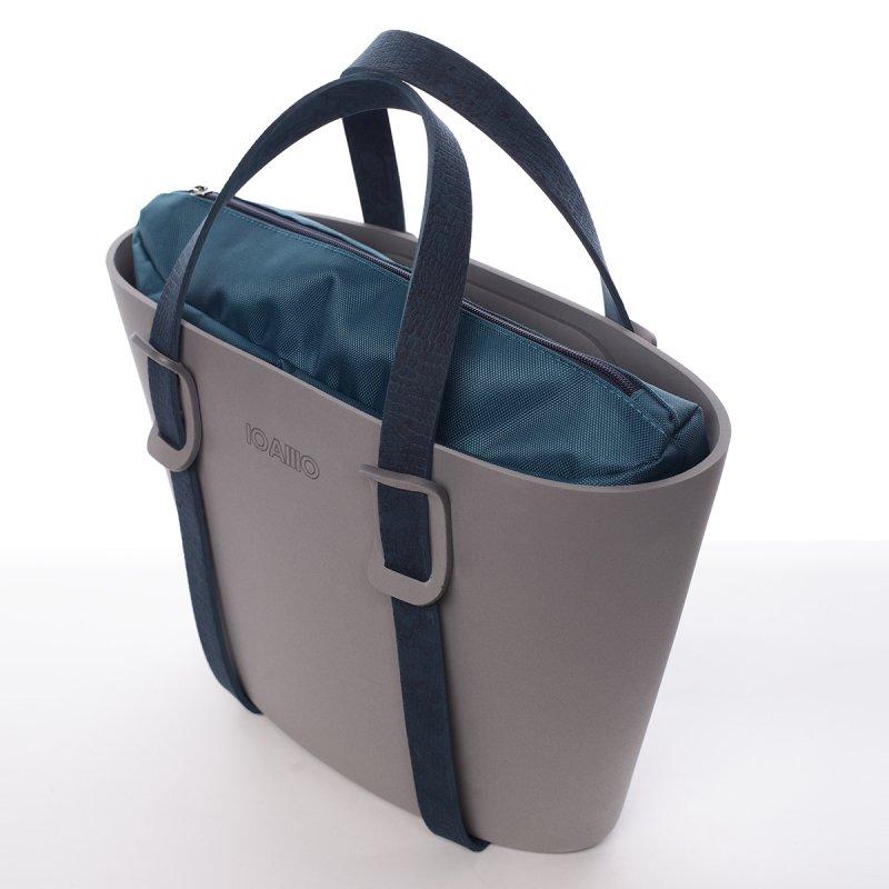 Nadčasová italská dámská kabelka Luca  IOAMO