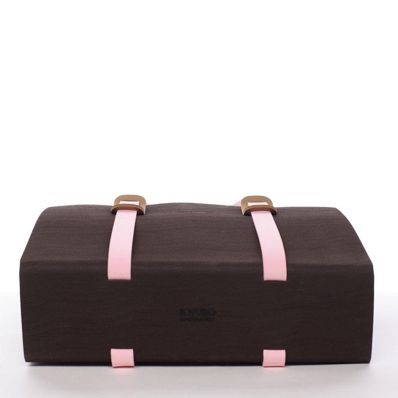 Strhující dámská italská kabelka Mattia IOAMO