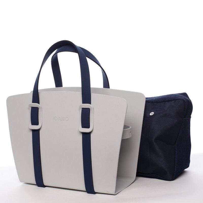 Trendová dámská italská kabelka Erasmo IOAMO