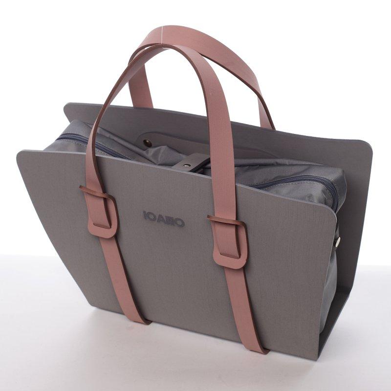 Jedinečná dámská italská kabelka Bonifacio IOAMO