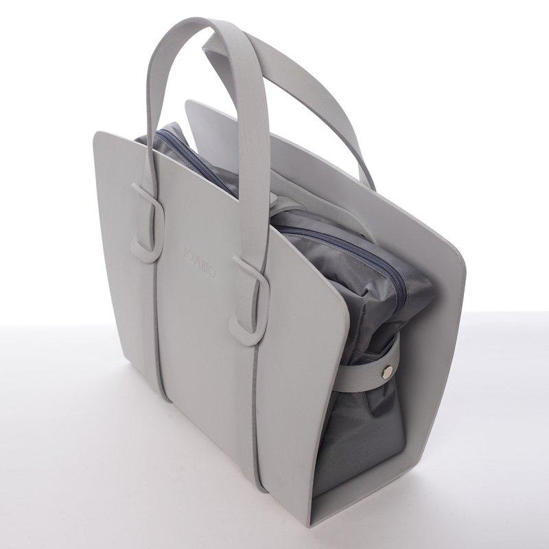 Trendová dámská italská kabelka Norberto IOAMO