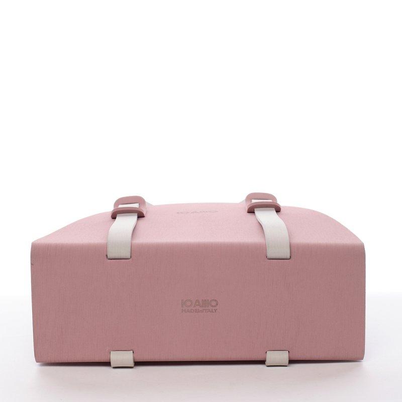 Okouzlující italská dámská kabelka Sabiniano  IOAMO