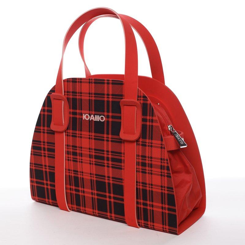 Nepřehlédnutelná italská dámská kabelka Eliseo IOAMO