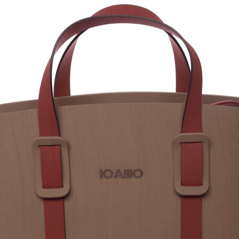 Jedinečná dámská italská kabelka Gregorio IOAMO