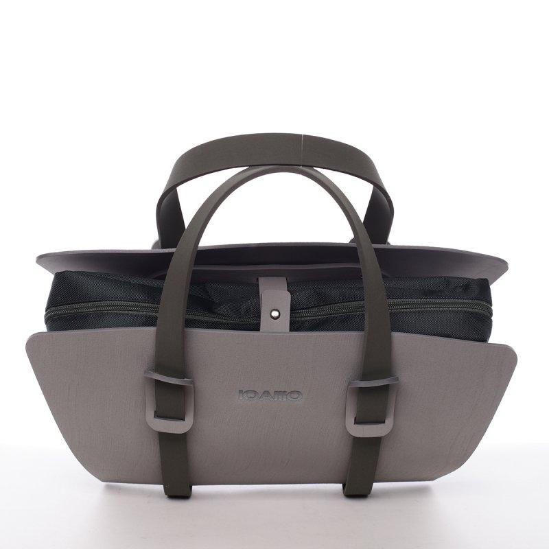 Strhující dámská italská kabelka Romualdo IOAMO