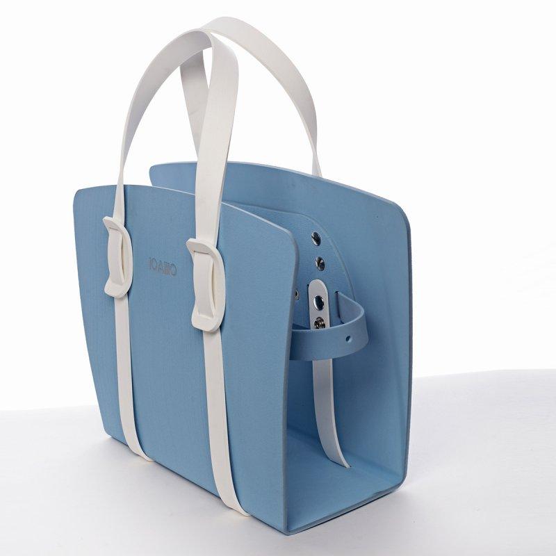 Obláčková dámská italská kabelka Gregorio IOAMO