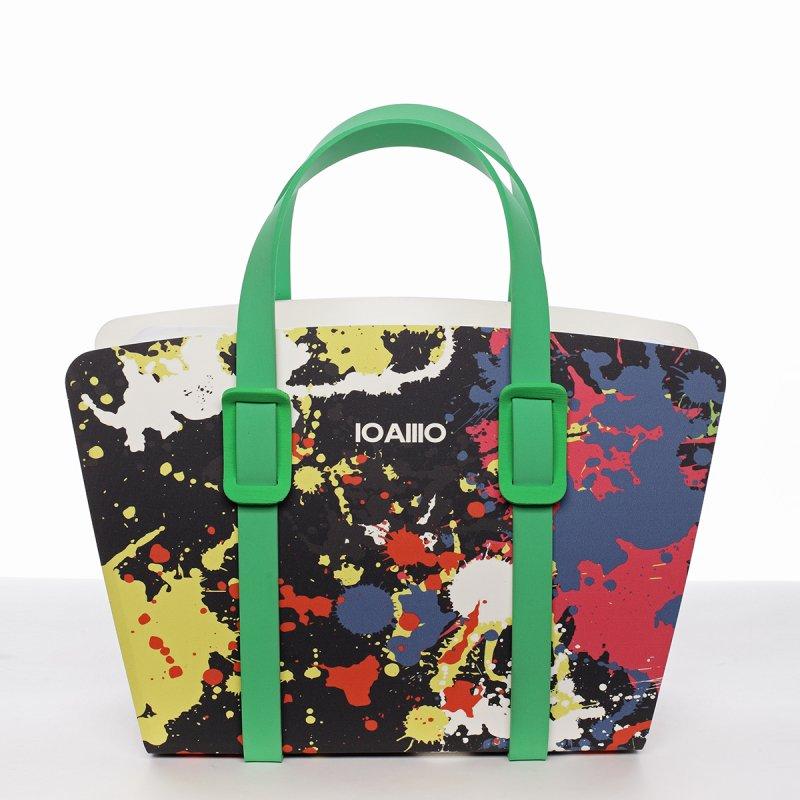 Hravá italská dámská kabelka Brigida  IOAMO
