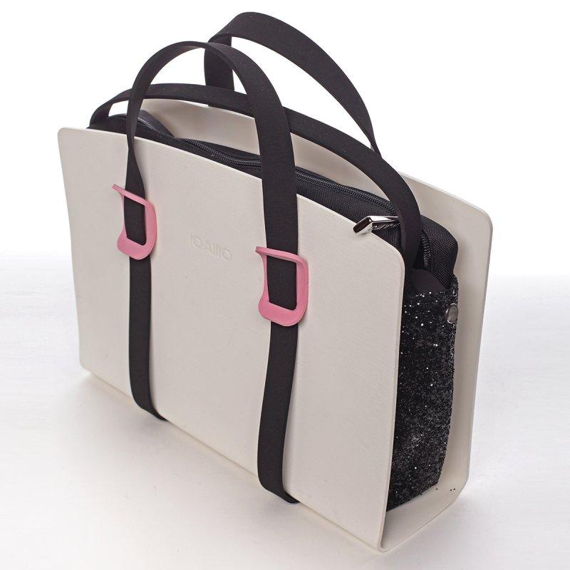 Stylová dámská italská kabelka Rufina IOAMO