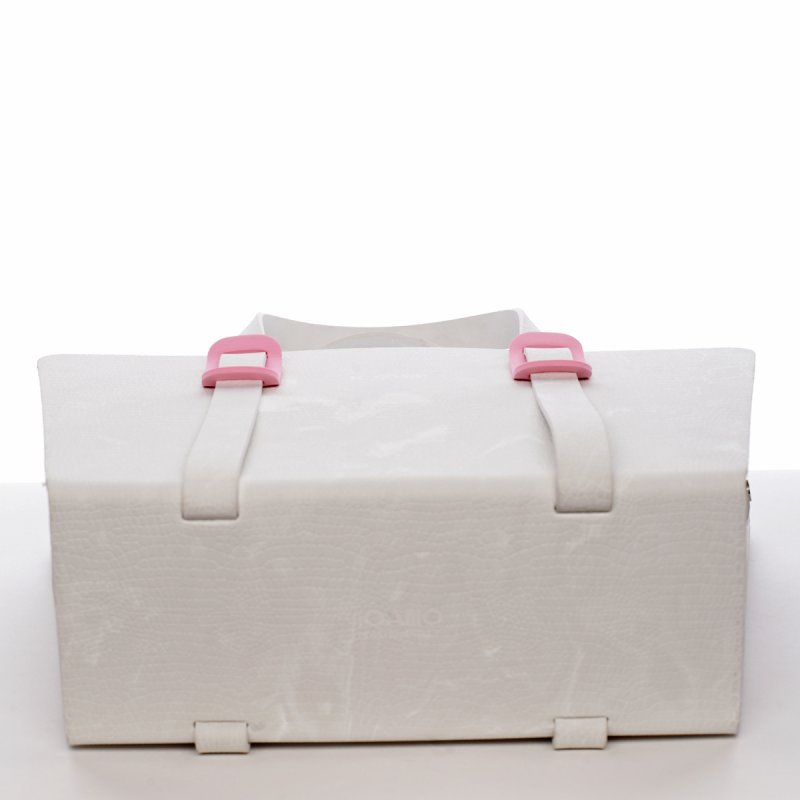 Romantická dámská italská kabelka Priscillia IOAMO