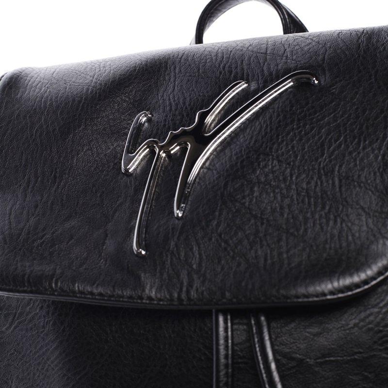 Nadčasový dámský batoh Gaia, černý