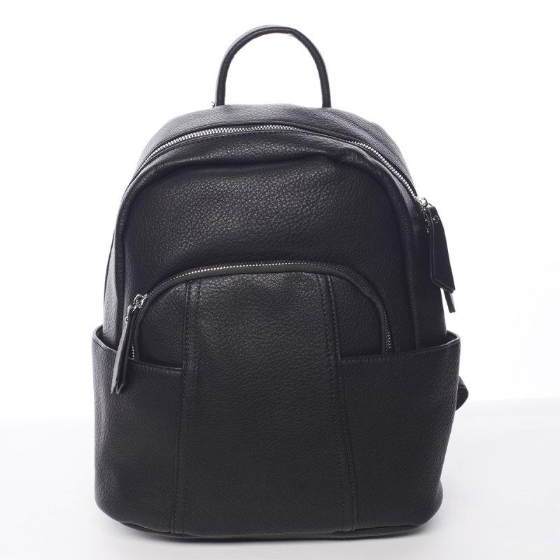 Moderní dámský batoh Fátima, černý