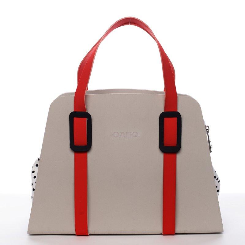 Vyladěná italská kabelka Chantal IOAMO