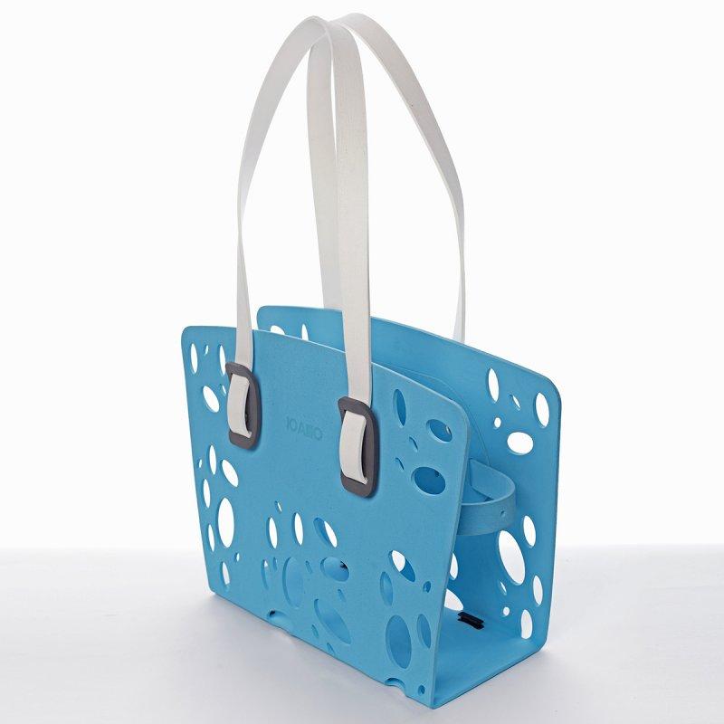 Stylová perforovaná kabelka Isabelle IOAMO