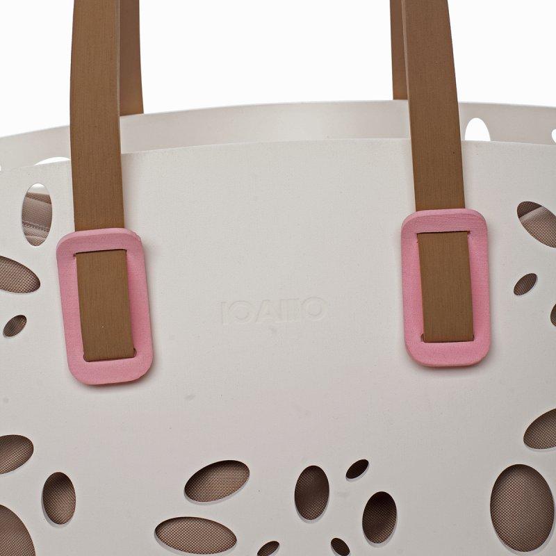 Elegantní italská dámská kabelka Denise IOAMO