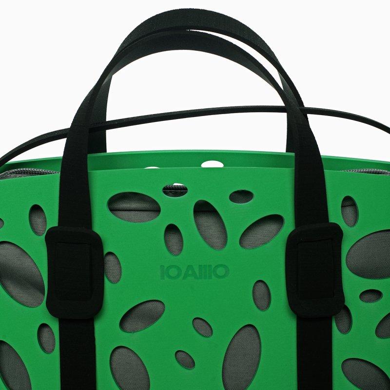Energická zelená kabelka IOAMO PATRICIA