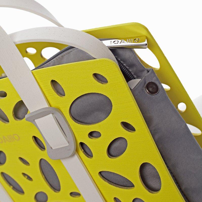 Vyladěná dámská italská kabelka Silvia IOAMO