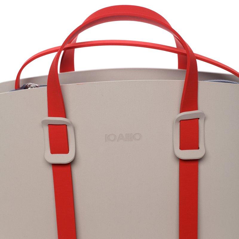 Impulsivní dámská italská kabelka Saturnino IOAMO