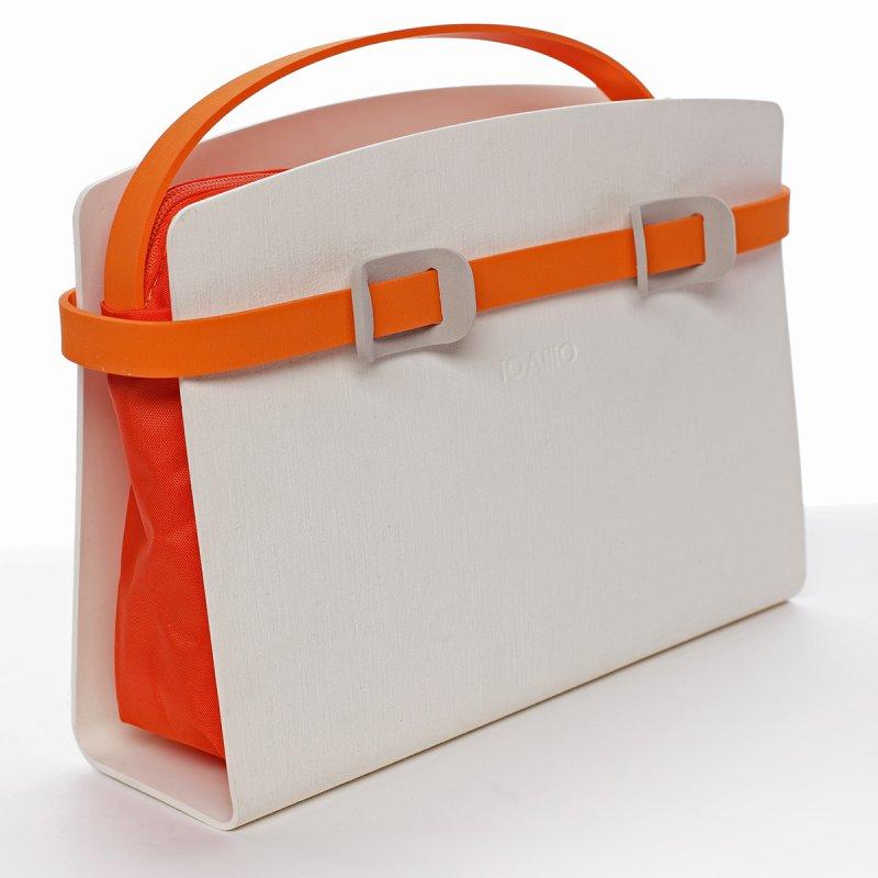 Svěží dámská italská kabelka Eligio IOAMO