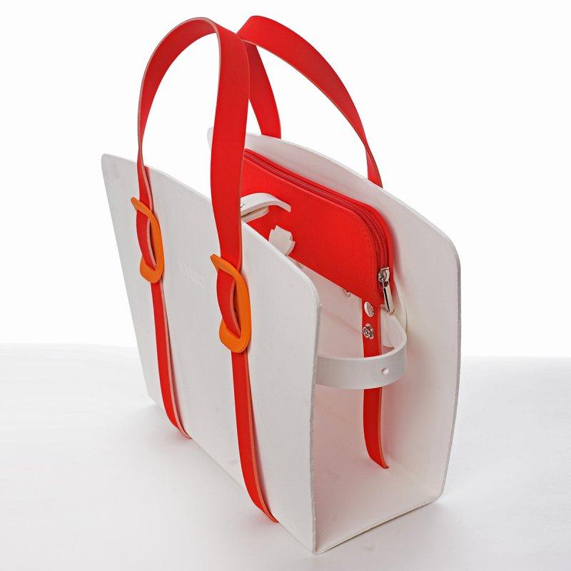 Energická dámská italská kabelka Saverio IOAMO