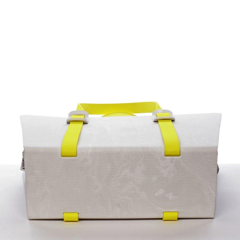 Okouzlující dámská italská kabelka Ambrogio IOAMO