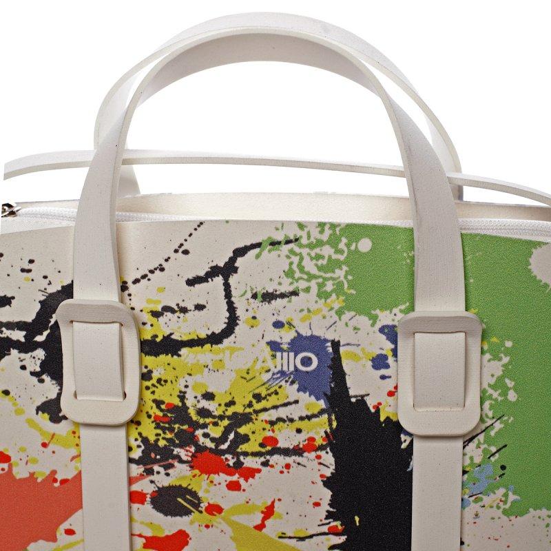 Módní dámská italská kabelka Cazzaro IOAMO