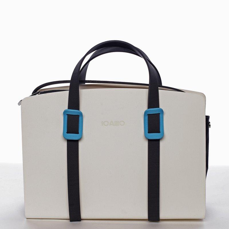 Inspirující dámská italská kabelka Graziano IOAMO