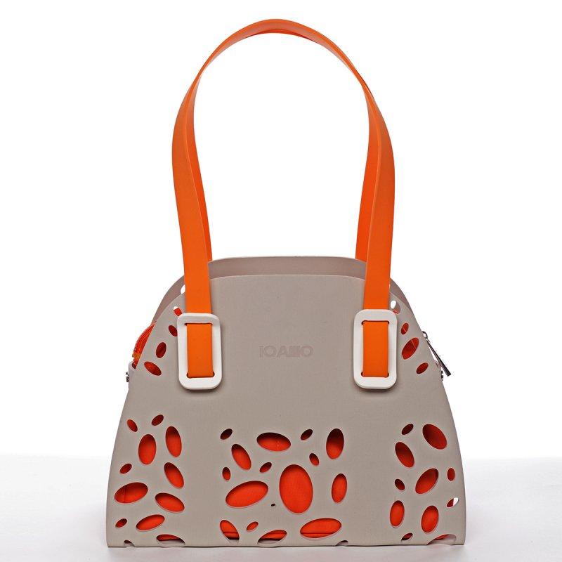 Kouzelná dámská italská kabelka Macario IOAMO