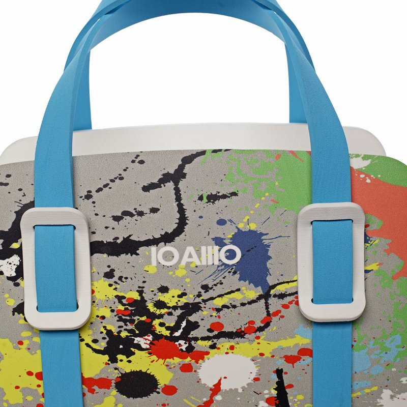 Hravá dámská italská kabelka Pietro Canisio IOAMO
