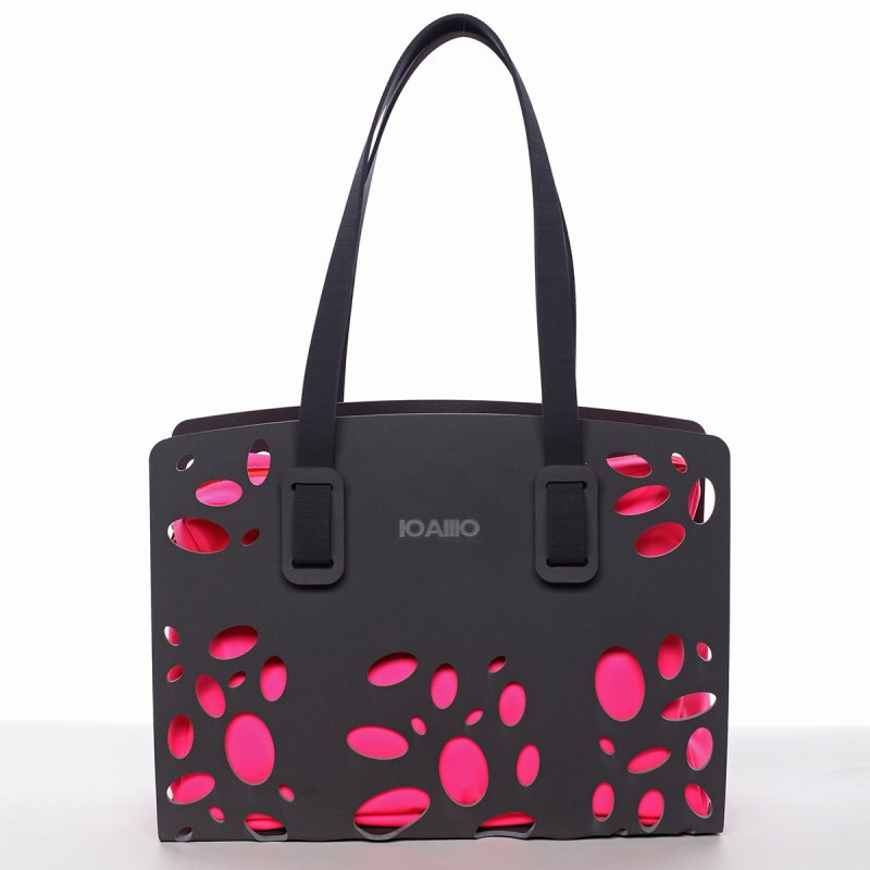 Okouzlující dámská italská kabelka Delfino IOAMO