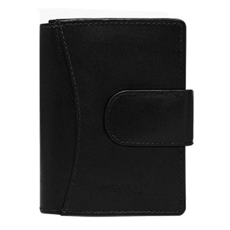 Dámská kožená peněženka Petrana černá
