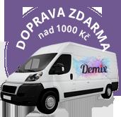 Doprava po České republice ZDARMA při nákupu nad 1000,-Kč