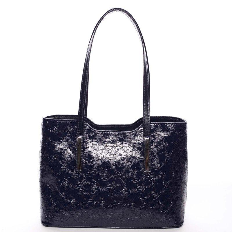 Modrá dámská kabelka Elen